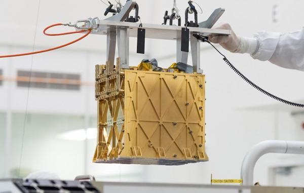مریخ نورد پشتکار از جو مریخ اکسیژن فراوری کرد